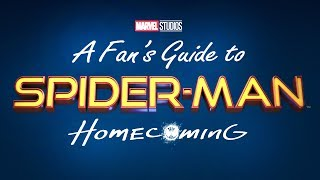 A Fan's Guide to Spider-Man: Homecoming | Disney XD