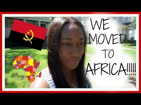 Welcome to Luanda: We Moved to Africa!!! ~WHITLEYs on the GO