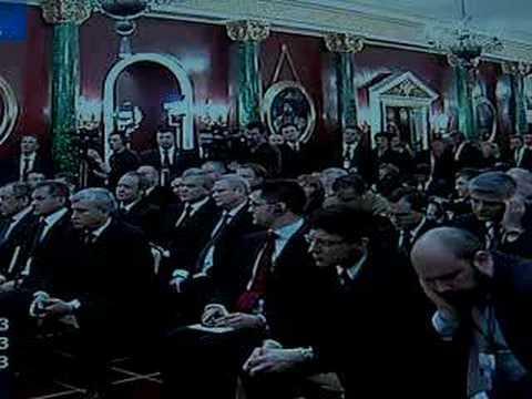 No independant Kosovo, or so says Putin.