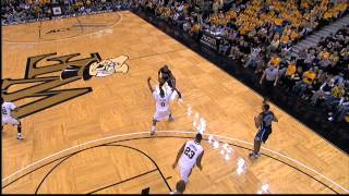 Gerald Henderson Reverse at Wake