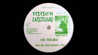 "10"" Jonah Dan - Dub Feelings (&Dub) (Inner Sanctuary)"