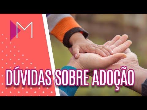 Como adotar uma criança?   Tudo sobre adoção - Mulheres (24/04/18)