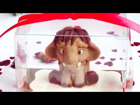 Как сделать мамонтёнка из шоколада Как залить силиконовую форму шоколадом