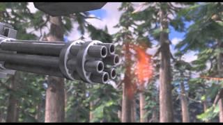 Медведи-соседи (2014) — трейлер на русском