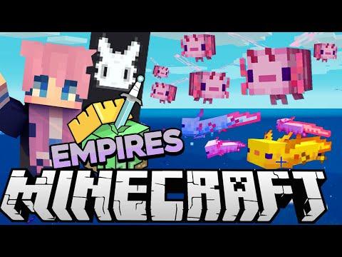 Axolotl Army   Ep. 7   Minecraft Empires 1.17