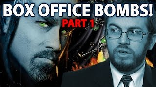 BATTLEFIELD EARTH & Other Box Office Bombs!