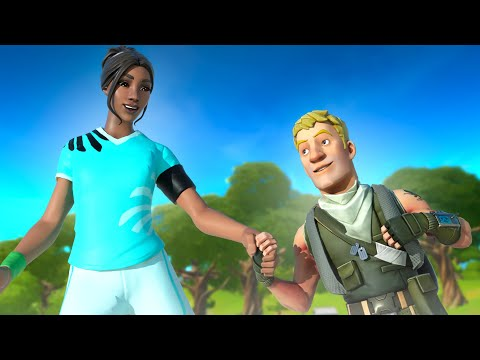 The Nicest Kids In Fortnite (Random Squads)