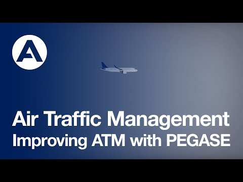 Improving air traffic management with PEGASE