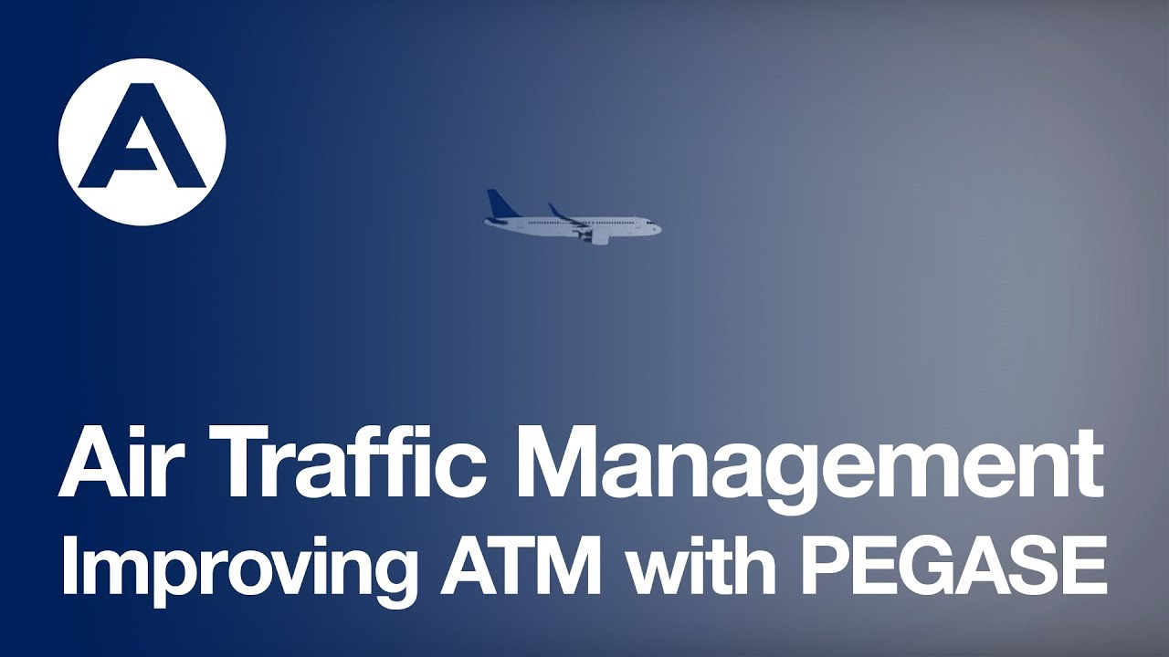Resultado de imagem para Improving air traffic management with PEGASE de Airbus Aircraft