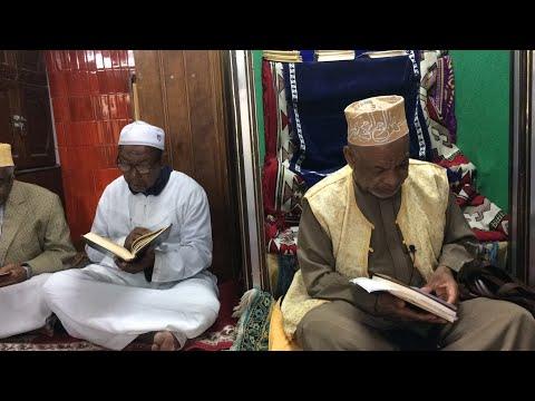 1 er jour du ramadan 2018 mosquée Guichard à Marseille