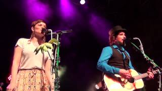 Mrs. Greenbird Live Berlin: Love makes you free