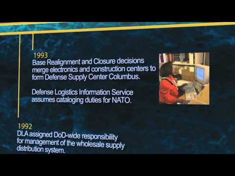 DLA:  50 Years of Logistics Excellence