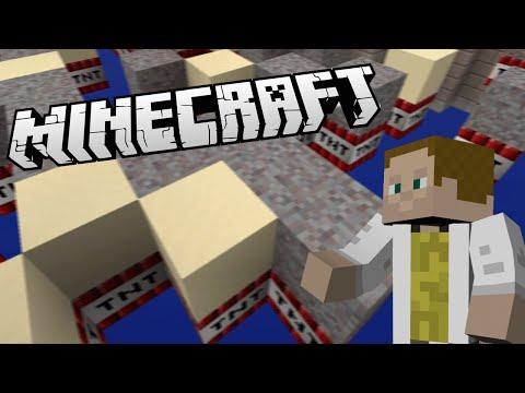 [GEJMR] Minecraft Minihry - TnT - Kelo, Eru