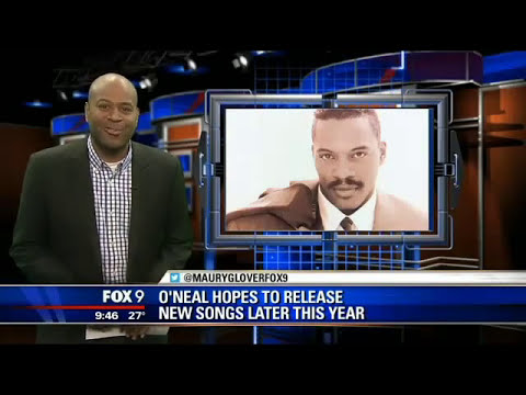 Alexander O'Neal - Fox 9 News Interview