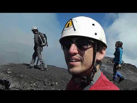 Trekking Volcan Villarrica Chile