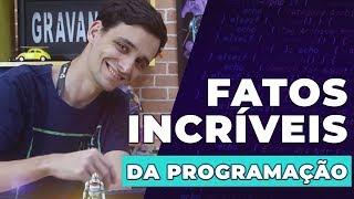 Reagindo a Fatos Incríveis da Programação | Especial Dia do Programador