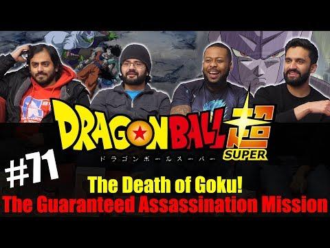 Dragon Ball Super ENGLISH DUB - Episode 71 - Group Reaction
