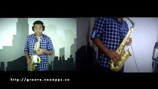 """Cover """"Pick up the pieces"""" - Sax Groove"""