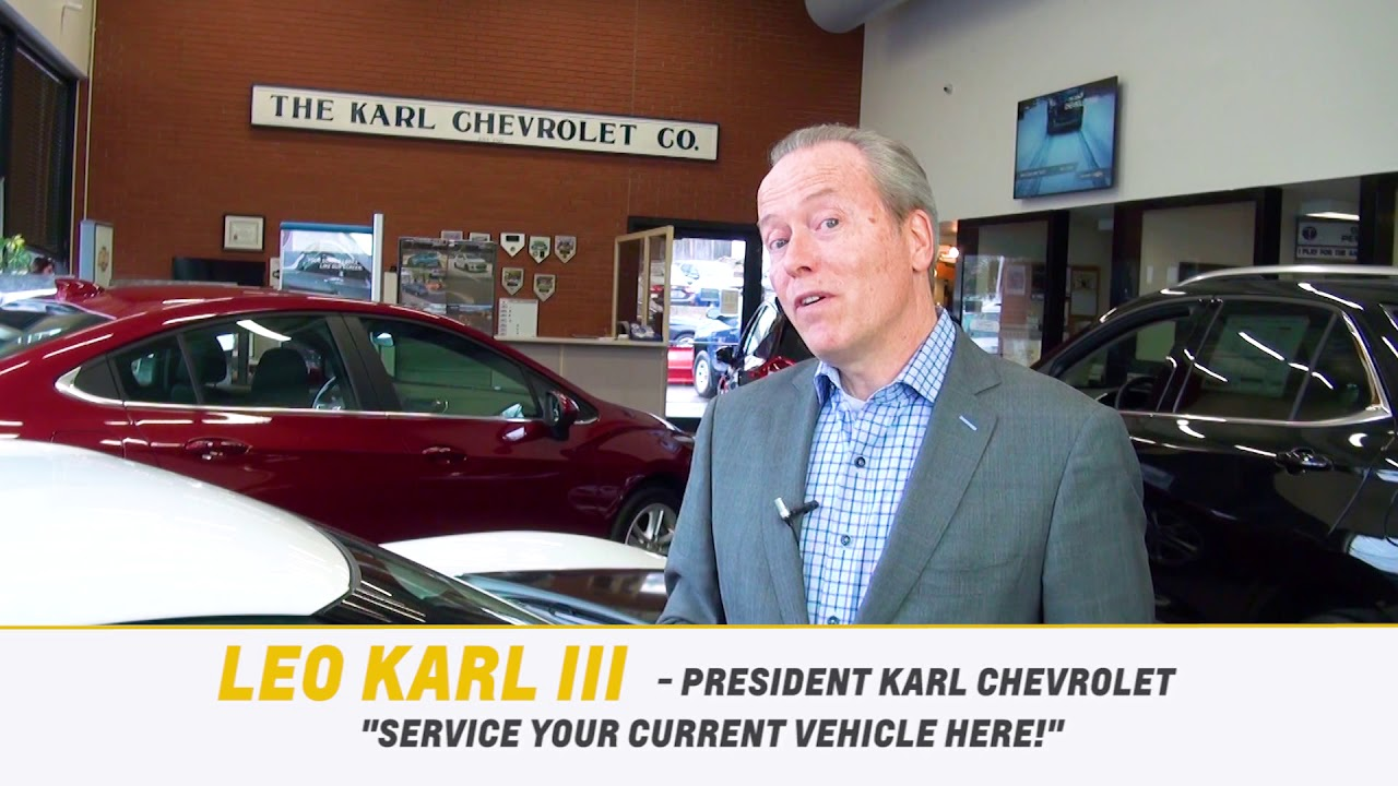 Top Notch Chevrolet Service In New Canaan Ct Karl Chevrolet Since 1927