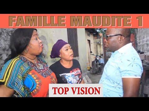 FAMILLE MAUDITE Ep 1 Theatre Congolais Ebakata,Gabrielle,Mimi Kabeya,Soundiata,José de Londres
