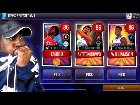 Which COMIC BOOK ULTIMATE MASTER Should I Choose? NBA Live Mobile 20 Season 4 Gameplay Ep. 12