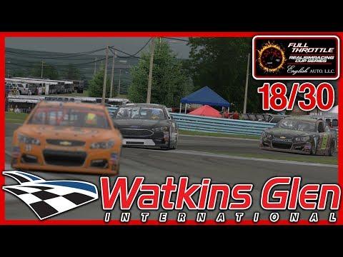 iRacing - RSR Cup Series at Watkins Glen |Round 18/30|