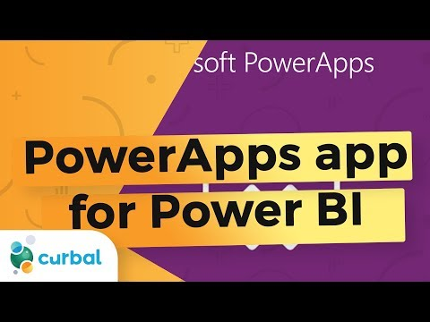 PowerApps in Power BI Desktop short demo