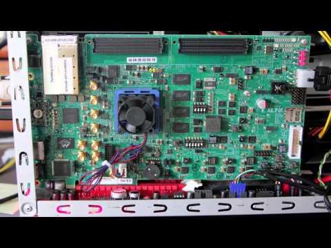 PCI Driver for Xilinx FPGA