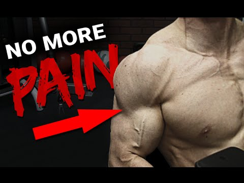 How to Build Big Shoulders (WITH A SHOULDER INJURY!!)