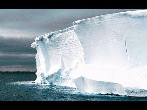 Antarctica Just Got A Lot Smaller...