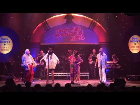 Owen Moneys Jukebox Heroes Tour 2016 The Mamas and The Papas Dedicated to the One I Love
