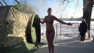 Мобиба. Отзывы о мобильной бане(Крещение на Белом озере 19 января 2014 г. Более сотни людей смогли согреться в мобильной бане Мобиба МБ-104 (http://mo..., 2014-01-24T12:10:11.000Z)
