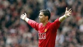 Cristiano Ronaldo's 118 Goals For Manchester United | Just the goals