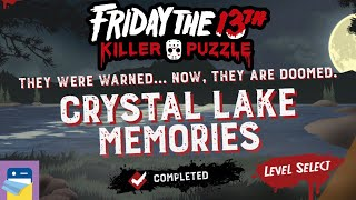 Friday the 13th Killer Puzzle: Episode 1 Walkthrough - Crystal Lake Memories (Blue Wizard Digital)