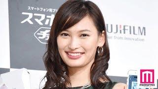 【モデルプレス】モデルで女優の大政絢が25日、都内で行われたイベント...