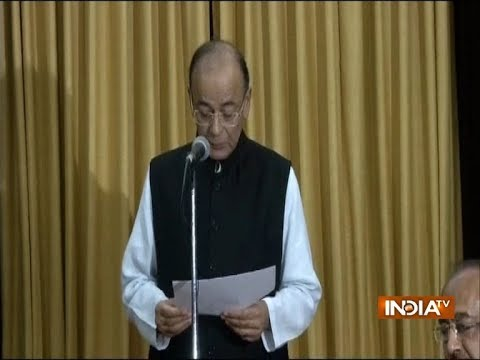 """Impeachment notice was being used as a """"weapon"""" by the Congress and its friends: Jaitley"""