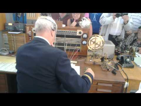 Grimeton SAQ transmission 2011-07-03