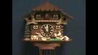 Black Forest Cuckoo Clock - Animated Beer Drinker | 164