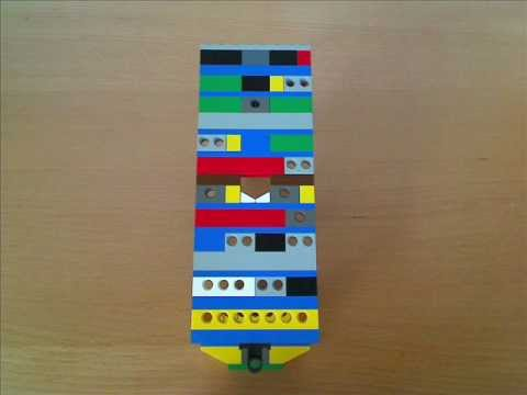 Lego Clock Instructions Video 1 Housing Youtube