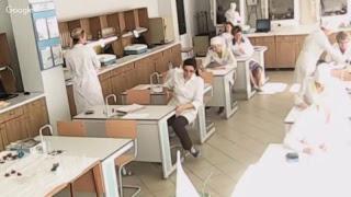 Демонстрационный экзамен Лаборант химического анализа. День 1