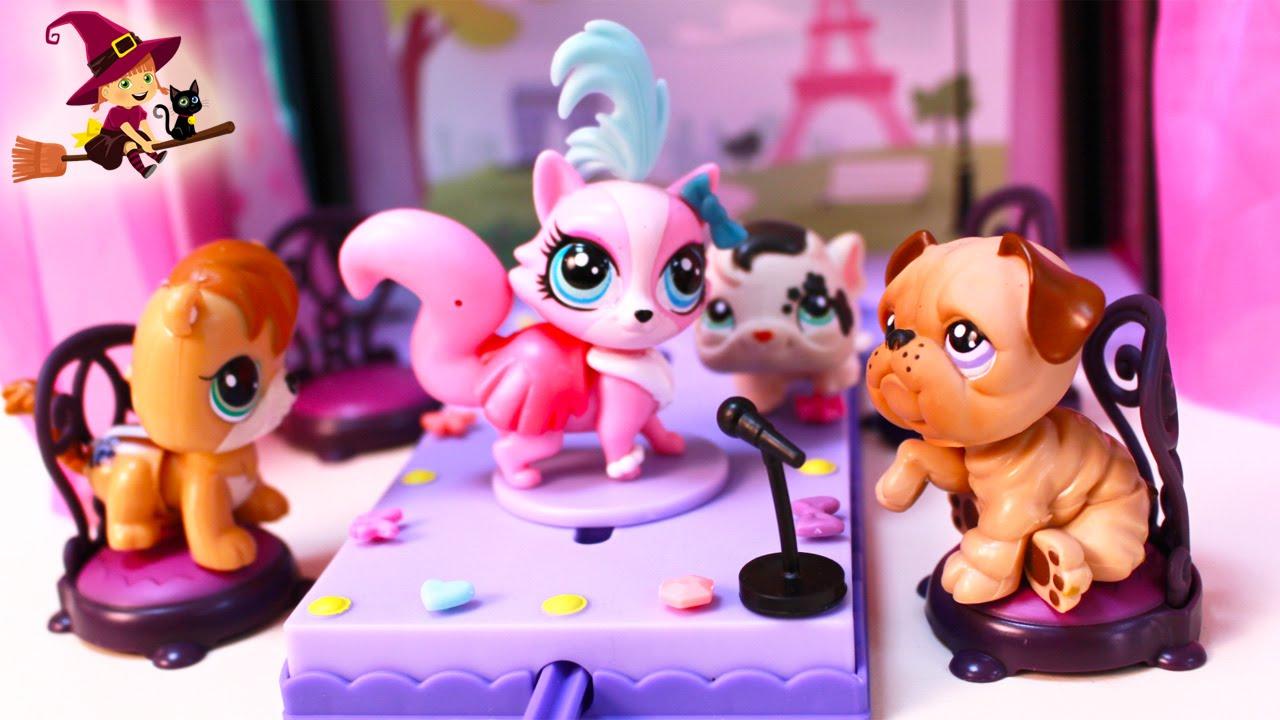 Littlest Pet Shop Lily Muestra Todos Sus Vestidos Littlest Petshop Dibujos De Pet Shop Y Con Color