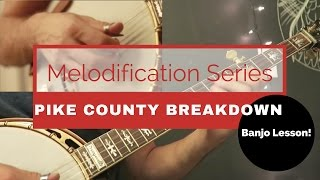 Melodification: Pike County Breakdown