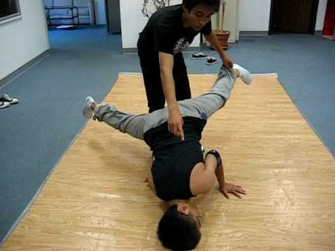 Breakdance Tutorial : How To WIndmill , Standing Mill