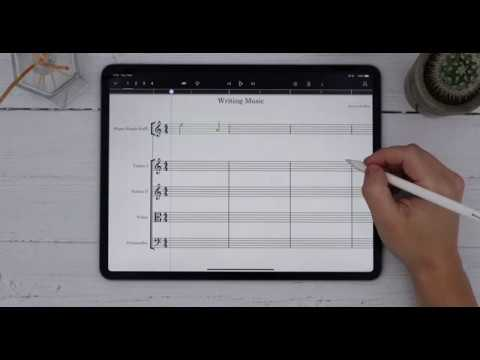 Discover StaffPad - Writing Music