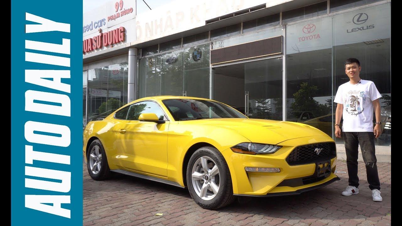 Ford mustang 2018 thứ 2 về việt nam giá hơn 2 tỷ đồng autodaily vn