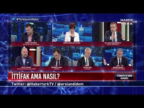 Türkiye'nin Nabzı - 10 Ocak 2018 (İttifak Senaryoları)