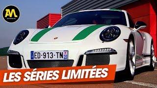 Porsche 911 R, Ferrari F12, Lamborghini Centenario... les séries limitées