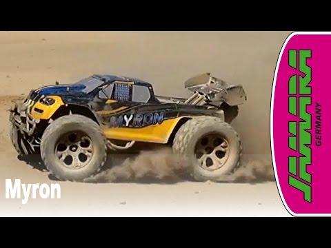 Jamara Myron BL - Unleash the power of the Monster(truck)!