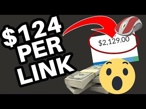 EARN $124 PER HOUR SHORTENING LINKS   Make Money Online FAST!