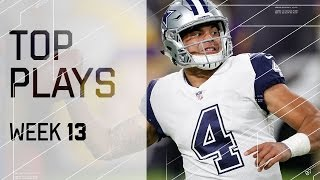 Top Plays (Week 13) | NFL